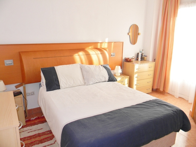 Cortijo bedroom 1, Taberno, Almeria, Spain