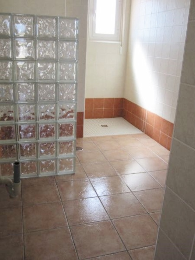 Shower room of the villa in Turre