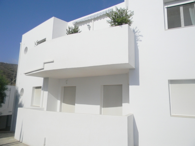 Apartment located on Mojacar Playa with great views
