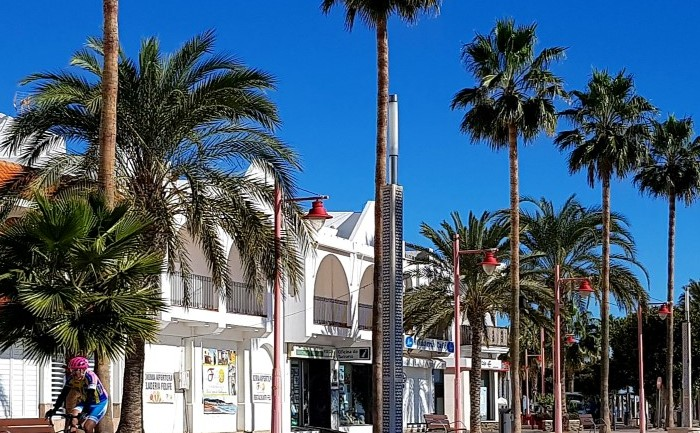 Carboneras, Almeria