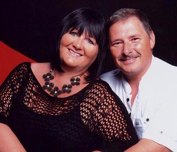 Stephen and Sharon Garner