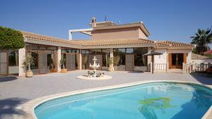 Villa te koop in Vera, Almeria