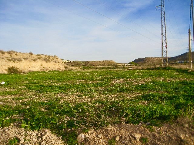 Primer parcela de terreno en Antas