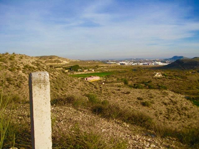 Deuxième terrain à Antas