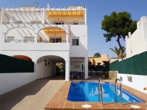 Villa for sale in San Juan de los Terreros, Almeria