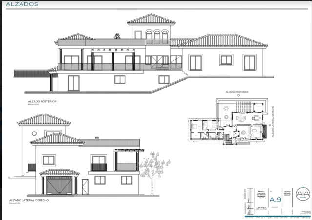 villa vendre en lorca ref a872 almeria. Black Bedroom Furniture Sets. Home Design Ideas
