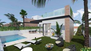 Villa for sale in San Juan de los Terreros, Almeria
