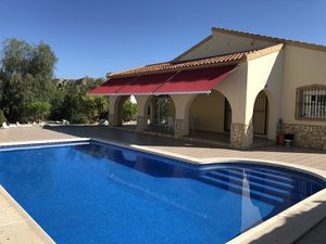 Villa for sale in Arboleas, Almeria