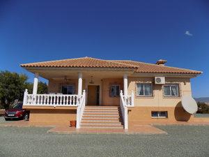 Villa for sale in Lorca, Murcia