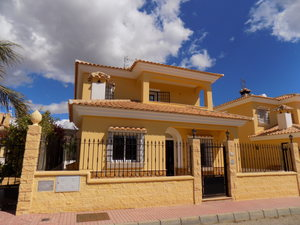 Villa à vendre en Huercal-Overa, Almeria