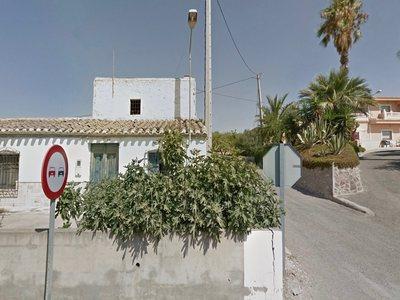Cortijo/Finca zum verkauf in Zurgena, Almeria
