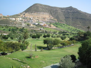 Apartment for sale in La Envia Golf, Almeria