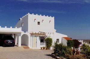 Cortijo/Finca for sale in Huercal-Overa, Almeria