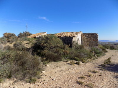 Ruin for sale in Urcal, Almeria