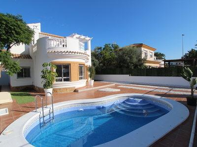 Villa à vendre en Santiago de la Ribera, Murcia