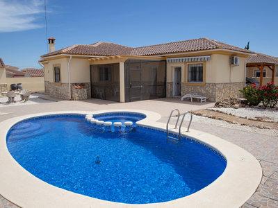 Villa te koop in Arboleas, Almeria