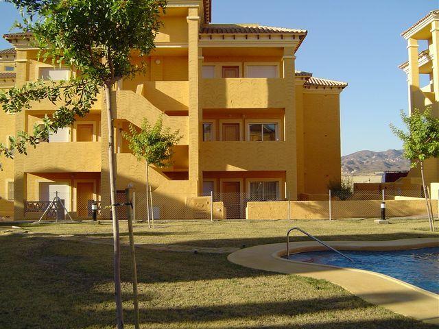 Apartment on Valle del Este golf resort