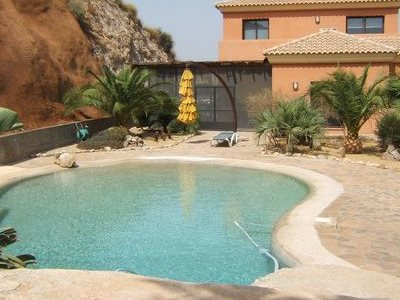 Villa for sale in Los Gallardos, Almeria