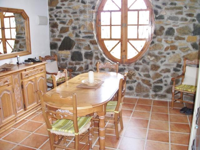 Cortijo kitchen, Lubrin, Almeria, Spain