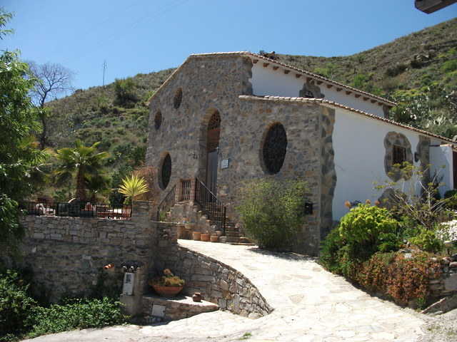 Cortijo Finca For Sale In Lubrin Ref A488 195 000