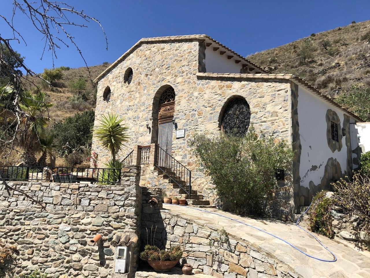 Cortijo, Lubrin, Almeria, Spain