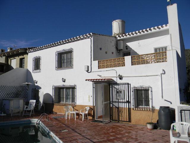 Cortijo Finca For Sale In Taberno Ref A521 129 950