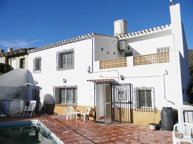Cortijo, Taberno, Almeria, Spain