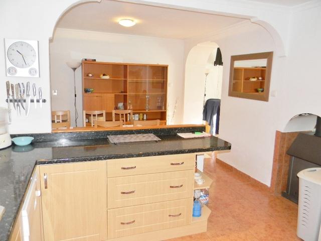 Cortijo fully fitted kitchen, Taberno, Almeria, Spain