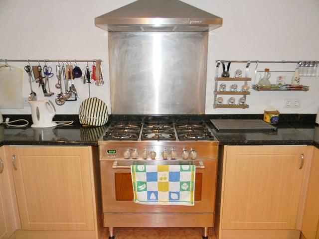 Cortijo built in appliances, Taberno, Almeria, Spain