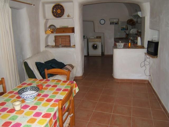 Andlucian kitchen