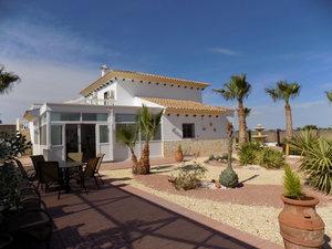 Villa zum verkauf in Huercal-Overa, Almeria