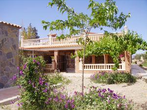 Villa for sale in Huercal-Overa, Almeria