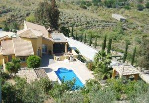 Villa for sale in Los Gallardos, Almeria