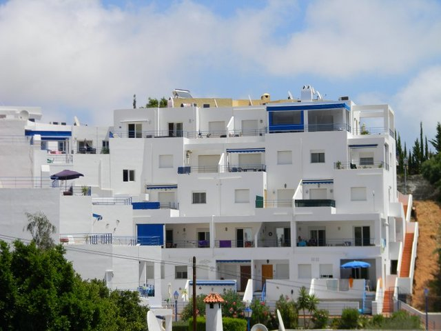 Apartment located in Mojacar with beautiful sea views