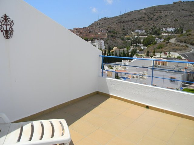 Terrace area for the apartment