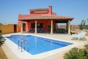 Villa for sale in Desert Springs, Almeria