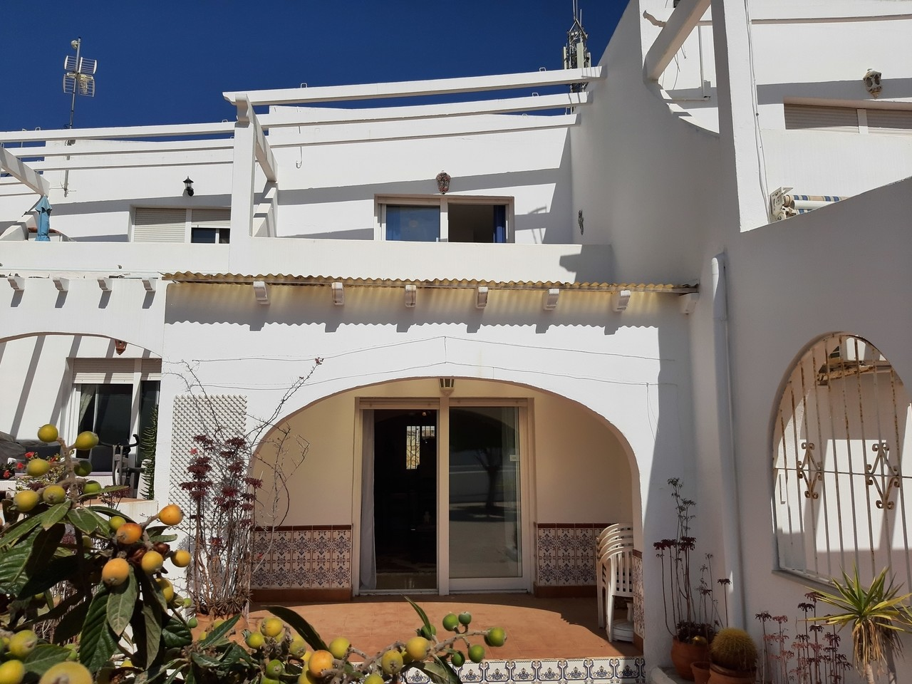 Duplex/townhouse located in Mojacar